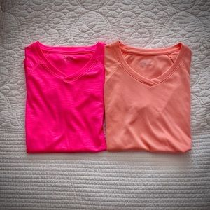 Two Girls BCG Athleisure Tops—Like New! XL 16